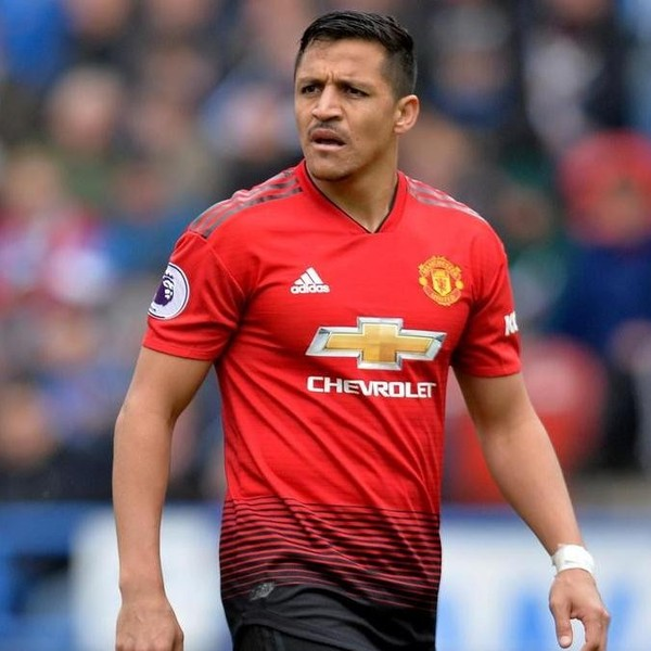 Alexis Sanchez joined Inter On A Loan Spell